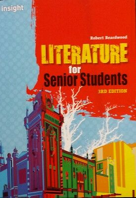 Literature for Senior Students, 3rd Edition by Robert Beardwood (Paperback,...