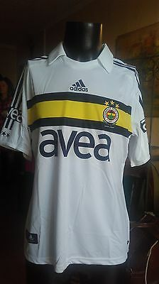 Maillot football Fenerbahçe neuf avc etiquette taille M 176