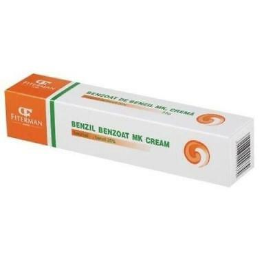 Benzyl Benzoate 25% Scabie Cream Crab Mite Lice Dermal Rash Sweet Itch Top Grade