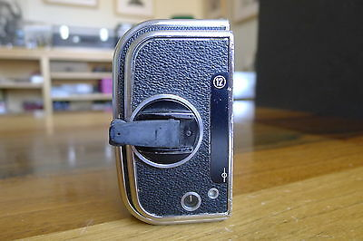 HASSELBLAD A12 film back Chrome non matched insert **User**