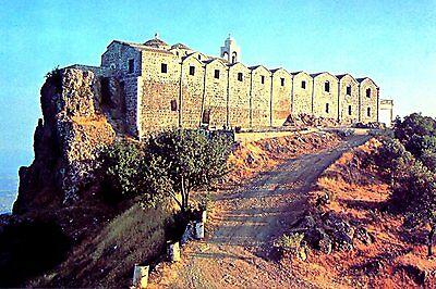 Cyprus Monastery Postcard as picture * Combined Shipping available * 178S14