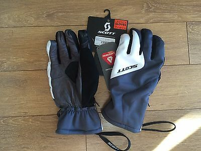 Mens Scott Snw-tac 20 HP PL Ski Snowboard Gloves