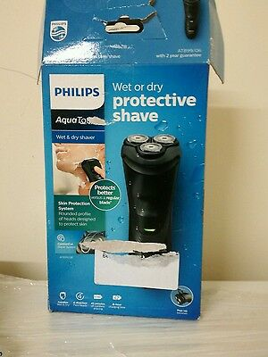 PHILIPS AT899/06 AquaTouch Wet & Dry Cordless Shaver - Washable AQUA TOUCH