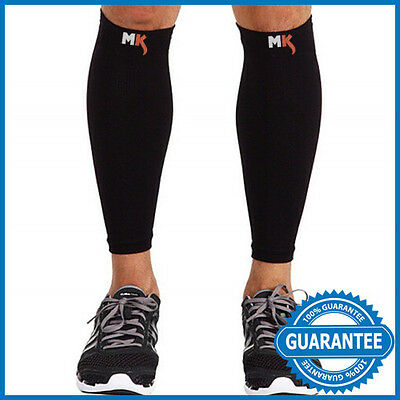 Calf Compression Support Sleeves - Best Compression Calf / Shin Guards | NEW!
