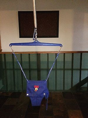 Jolly Jumper Baby Activity Toy with Door Clamp