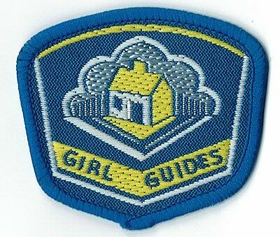 Girl Guides - Girlguiding UK - 'Little House' Collective Emblem Badge