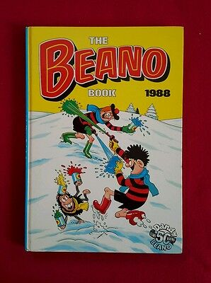 The Beano Book 1988   Annual Excellent Mint Condition