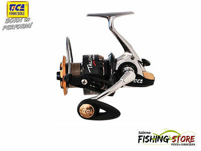 Mulinello Tica Talisman X-Treme 2000-3000-4000 Pesca Spinning Bolognese New