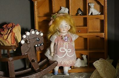 Collectible doll Germany mignonette
