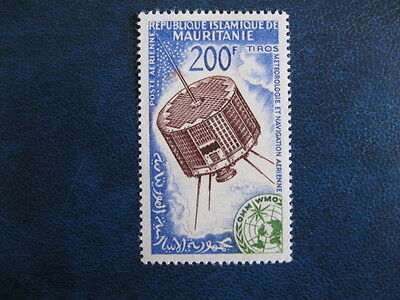 Timbre MAURITANIE PA 30 ** neuf sans charnière luxe