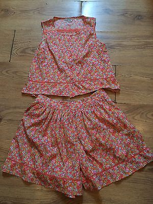 Girls Size 12 Years Two Piece Set From Next