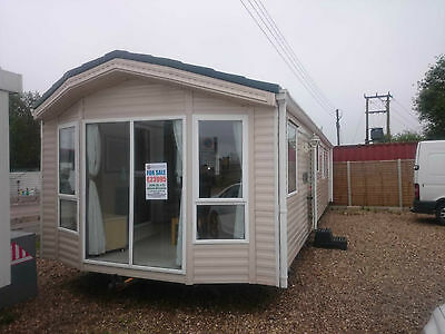 Static Caravan For Sale,on Park With Half 2017 Site Fees Included,chapel
