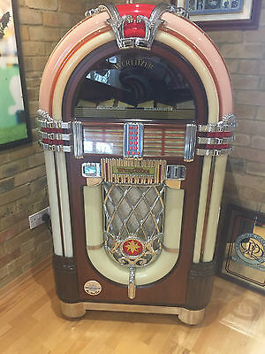 Wurlitzer 1015 One More Time Jukebox