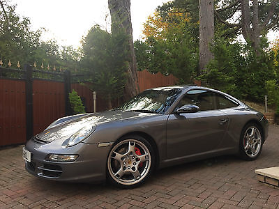 2004 Porsche 911 Carrera 2 S Grey