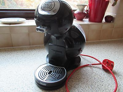 delonghi dolce gusto coffee machine instructions