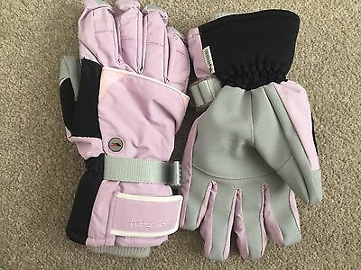TressPass Winter Ski Gloves 10/12 fits 6 years
