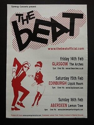 The Beat, The Specials, Ska, Two Tone, The Selector, Bad Manners, Poster,