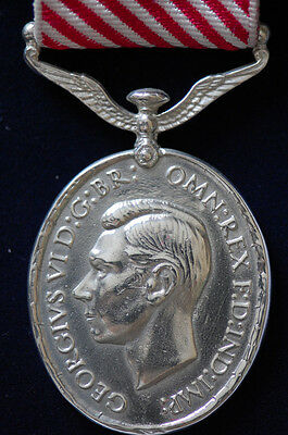 Afm Solid Silver, Wwii Gvi Air Force Medal