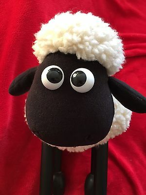 Wallace And Gromit,  Shaun The Sheep Foot Stool