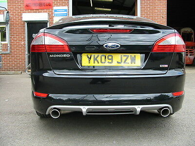 Ford Mondeo 2.3 2.5 And Turbo  Exhaust Stainless Steel  Exhaust