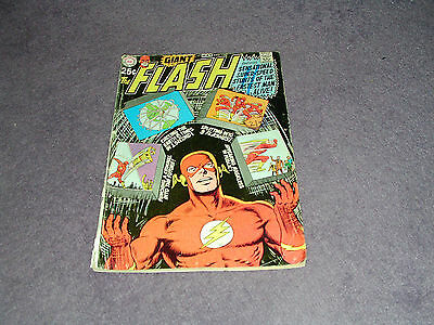 ( Dc ) The Flash #196 ( G70 - 1970 Giant Size )
