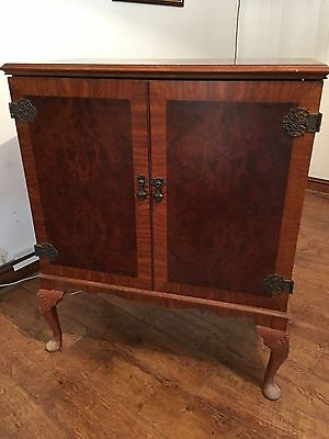 Vintage Double door drinks cabinet