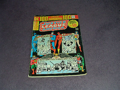 ( Dc ) Justice League Of America Dc-17 (  1973 100 Page  )