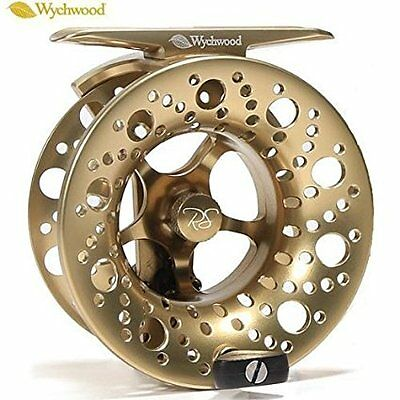 Wychwood River and Stream fly reel Gold #4/5