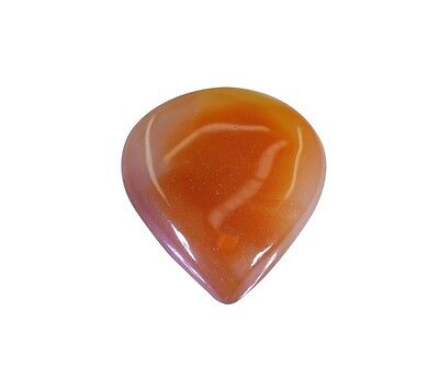 Red onyx cabochon Red discount pear 25.74 X 29.6 mm 1pc AU