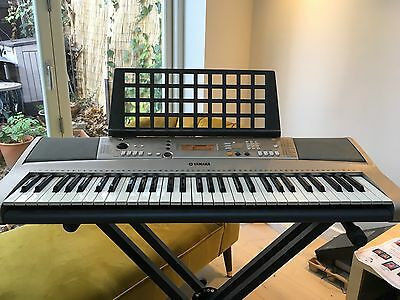 Yamaha YPT - 310 Keyboard With Stand And Stool
