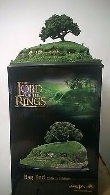 BAG END EXCLUSIVE environment Collector´s Edition 570/1111, The Lord of the Ring