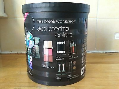 The Colour Workshop,addicted To Colours,99 Shade Beauty Collection