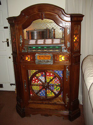 Wurlitzer 780E Jukebox 1941