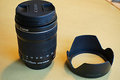 Canon EF-S 18-135 mm F/3.5-5.6 IS STM Objektiv