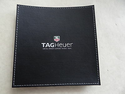 Tag Heuer Watch Instruction Booklet /certificate/card Holder Nos