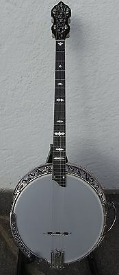 Banjo B&D Bacon & Day Silver Bell Nr. 2 extended fingerboard