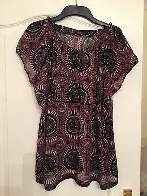 Marks And Spencer Size 14 Top