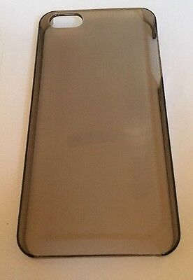 iPhone 5 / 5s Translucent Grey Hard Plastic Case Job Lot 9x Cases Great Resell!