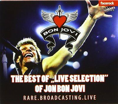 "/5055397302720/ Jon Bon Jovi - The Best Of ""Live Selection"" [CD] Nuevo"