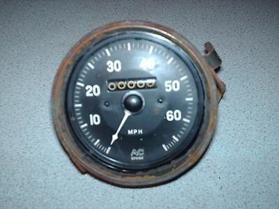Landrover Bedford Humber Military Speedometer