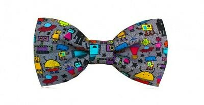 Bow Tie for kid - ROBOTS - Marthu UK
