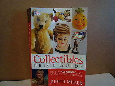 Collectibles Price Guide Book 2003 Judith Miller