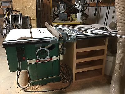 Powermatic 66 Table Saw