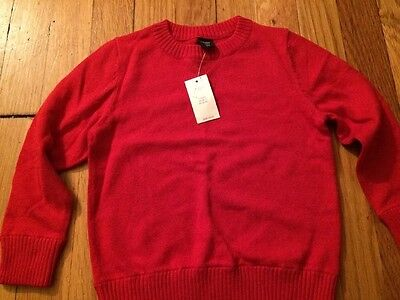 Baby Gap NWT Red Sweater Perfect For Holidays! 2T