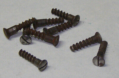 Antique P53 Enfield / Snider Enfield Trigger guard screws