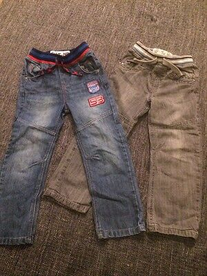 2X TU Boys 4-5 Trousers ��