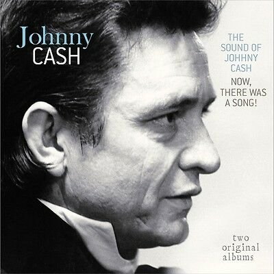 JOHNNY CASH - the sound of johnny cash / now, there was a