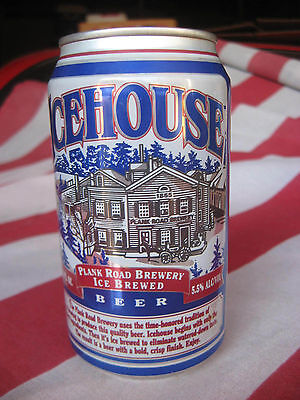 OLD BEER CAN: ICEHOUSE BEER: B/O: 12oz
