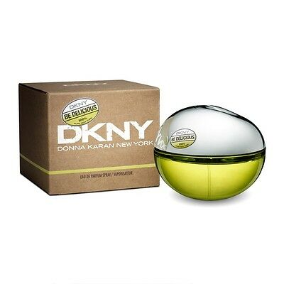 DKNY BE DELICIOUS 100ML EDP SPRAY New & Sealed