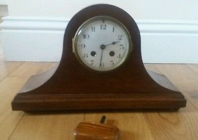 Napoleon Hat Mantel clock French